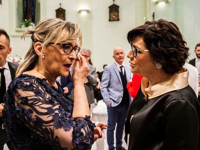 Il matrimonio di Federica e Marco a Fermo, Fermo 59