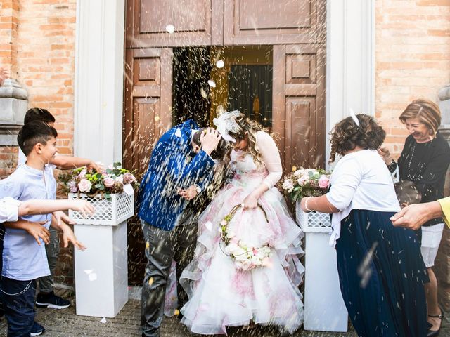 Il matrimonio di Federica e Marco a Fermo, Fermo 60