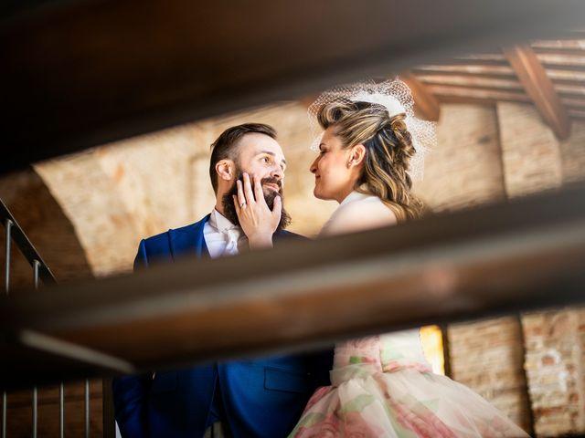 Il matrimonio di Federica e Marco a Fermo, Fermo 64