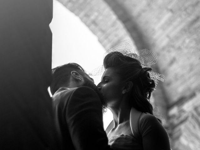 Il matrimonio di Federica e Marco a Fermo, Fermo 67