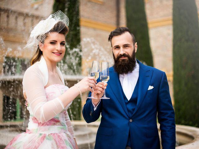Il matrimonio di Federica e Marco a Fermo, Fermo 71