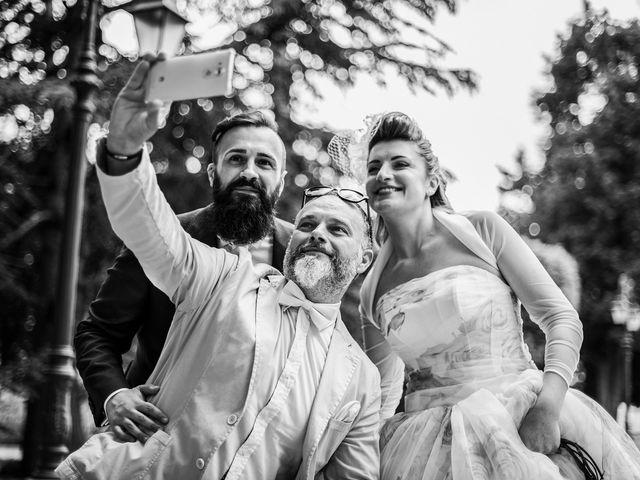 Il matrimonio di Federica e Marco a Fermo, Fermo 72
