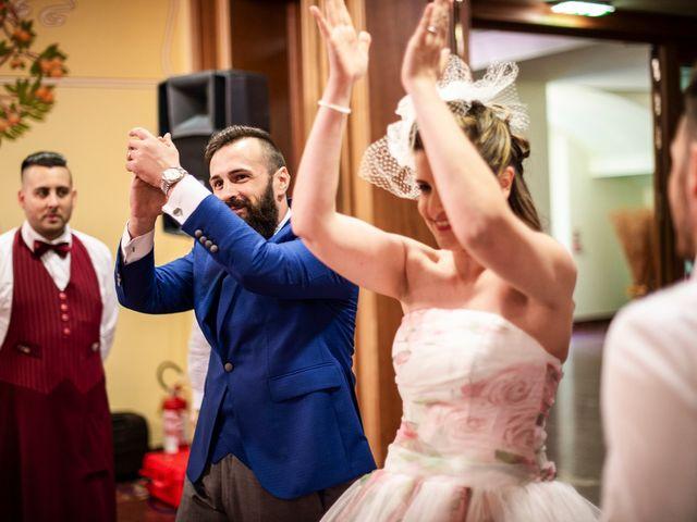Il matrimonio di Federica e Marco a Fermo, Fermo 77