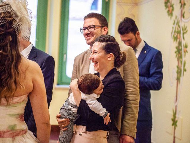 Il matrimonio di Federica e Marco a Fermo, Fermo 85