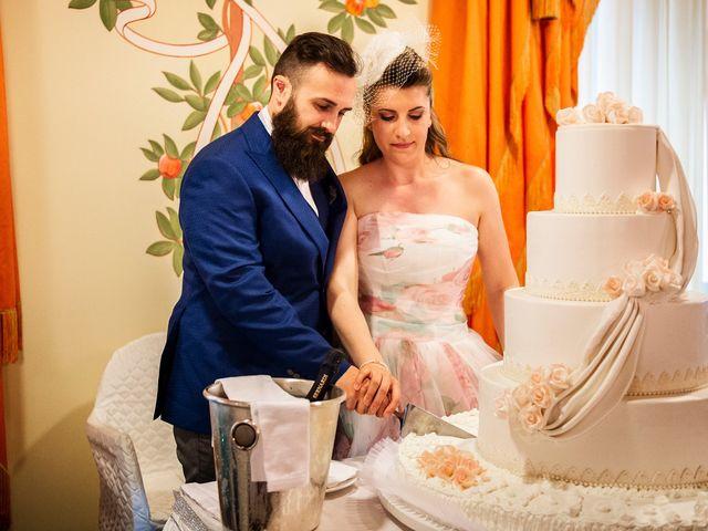 Il matrimonio di Federica e Marco a Fermo, Fermo 106