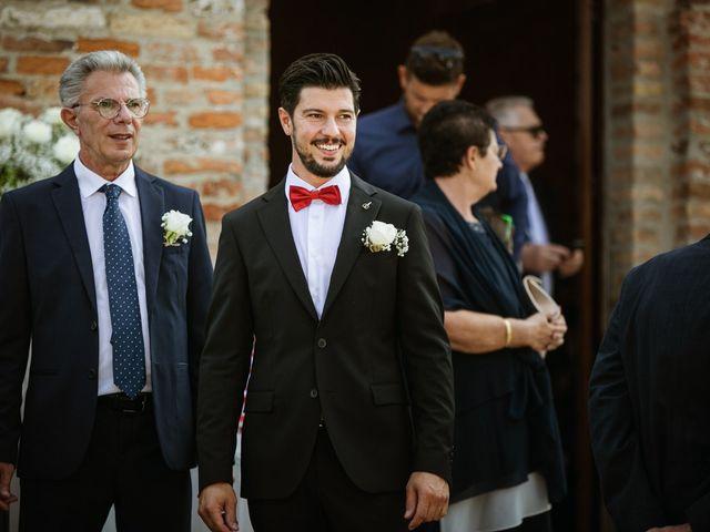Il matrimonio di Marco e Gessica a Ariano nel Polesine, Rovigo 17