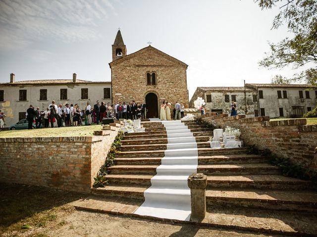 Il matrimonio di Marco e Gessica a Ariano nel Polesine, Rovigo 19