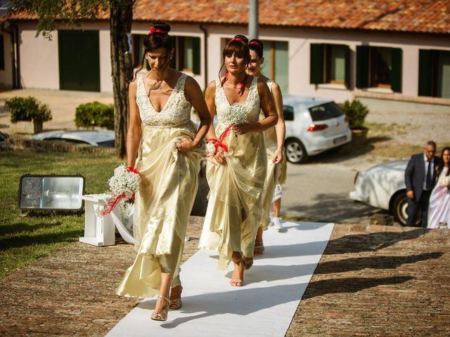 Il matrimonio di Marco e Gessica a Ariano nel Polesine, Rovigo 22