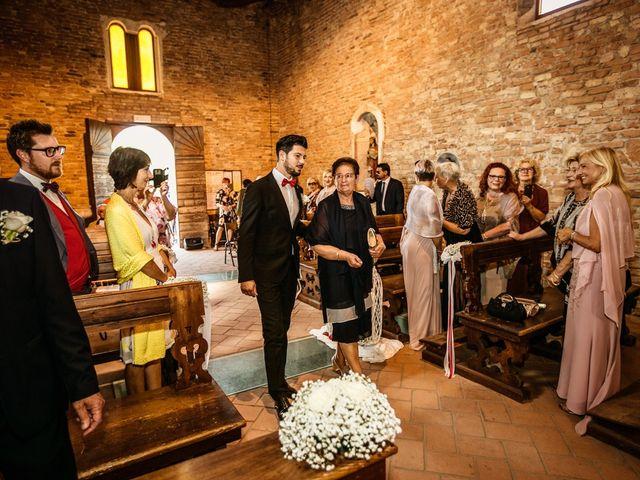 Il matrimonio di Marco e Gessica a Ariano nel Polesine, Rovigo 23