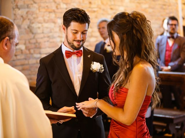 Il matrimonio di Marco e Gessica a Ariano nel Polesine, Rovigo 36