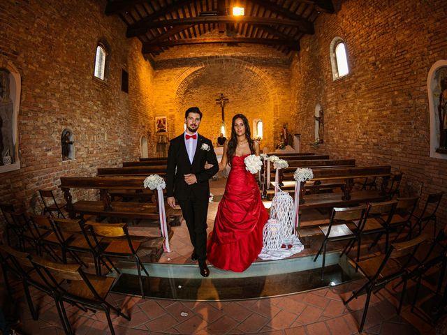 Il matrimonio di Marco e Gessica a Ariano nel Polesine, Rovigo 44