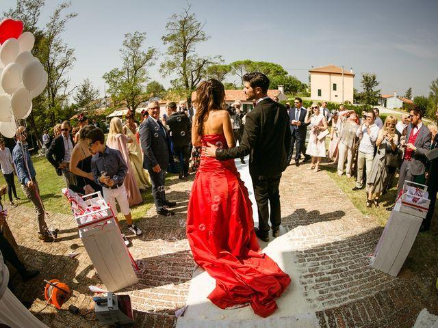 Il matrimonio di Marco e Gessica a Ariano nel Polesine, Rovigo 47