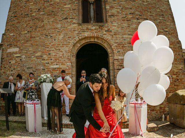 Il matrimonio di Marco e Gessica a Ariano nel Polesine, Rovigo 48