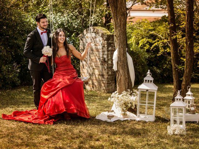 Il matrimonio di Marco e Gessica a Ariano nel Polesine, Rovigo 52