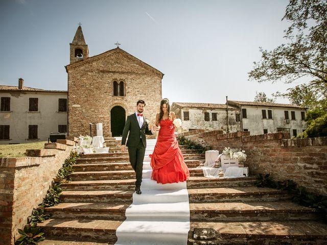 Il matrimonio di Marco e Gessica a Ariano nel Polesine, Rovigo 53
