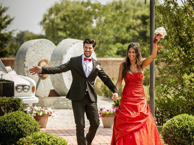 Le nozze di Gessica e Marco