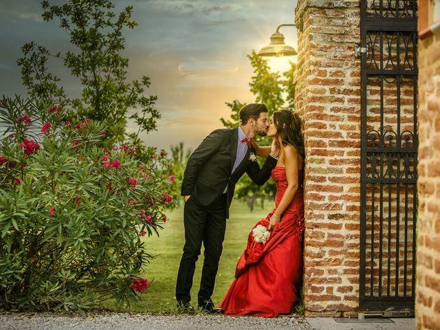 Il matrimonio di Marco e Gessica a Ariano nel Polesine, Rovigo 68