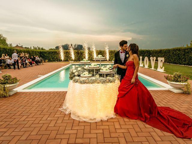 Il matrimonio di Marco e Gessica a Ariano nel Polesine, Rovigo 70