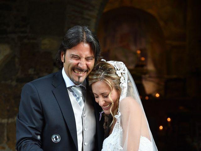 Il matrimonio di Cristiano e Roberta a Bracciano, Roma 35