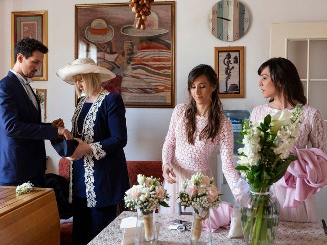 Il matrimonio di Mirko e Anna a Meda, Monza e Brianza 8