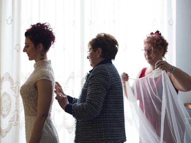 Il matrimonio di Mirko e Anna a Meda, Monza e Brianza 17