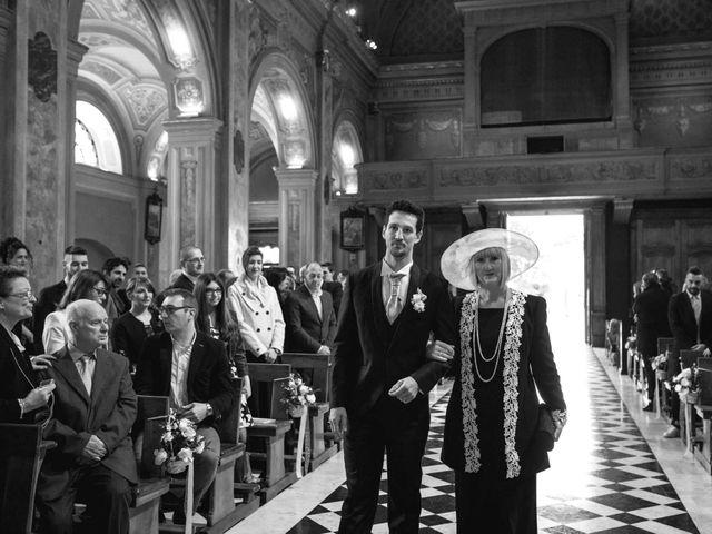 Il matrimonio di Mirko e Anna a Meda, Monza e Brianza 30