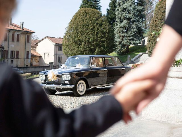 Il matrimonio di Mirko e Anna a Meda, Monza e Brianza 33