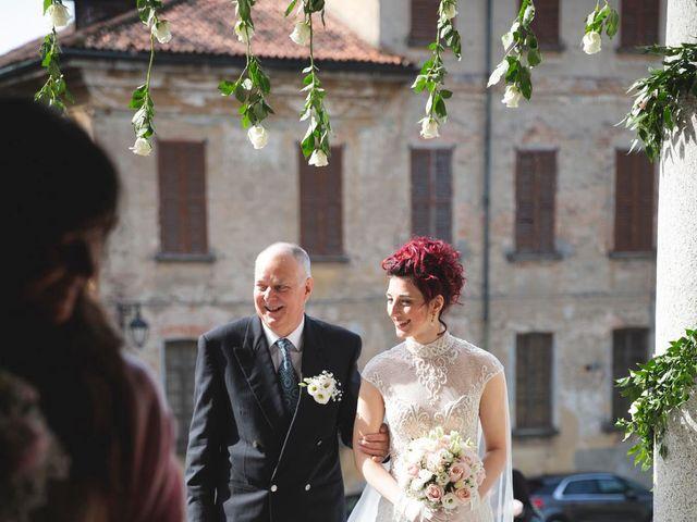 Il matrimonio di Mirko e Anna a Meda, Monza e Brianza 34