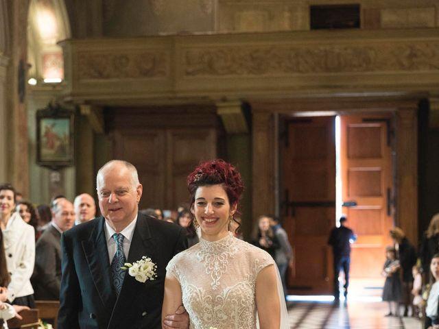 Il matrimonio di Mirko e Anna a Meda, Monza e Brianza 37