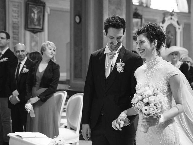 Il matrimonio di Mirko e Anna a Meda, Monza e Brianza 38