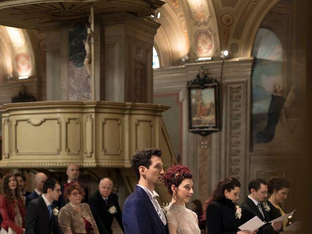 Il matrimonio di Mirko e Anna a Meda, Monza e Brianza 40