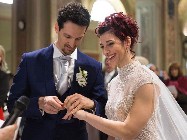 Il matrimonio di Mirko e Anna a Meda, Monza e Brianza 44