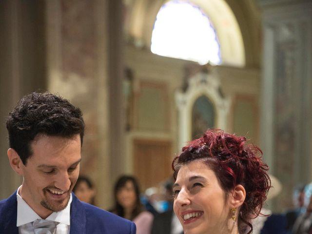 Il matrimonio di Mirko e Anna a Meda, Monza e Brianza 45