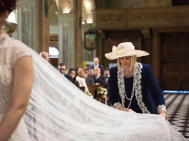 Il matrimonio di Mirko e Anna a Meda, Monza e Brianza 49