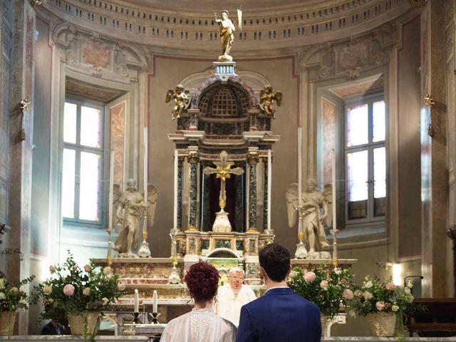 Il matrimonio di Mirko e Anna a Meda, Monza e Brianza 51
