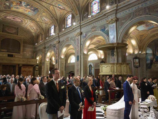 Il matrimonio di Mirko e Anna a Meda, Monza e Brianza 52