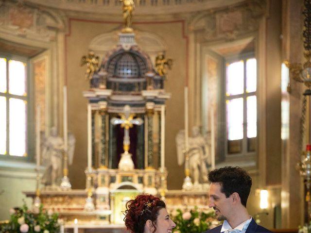 Il matrimonio di Mirko e Anna a Meda, Monza e Brianza 55
