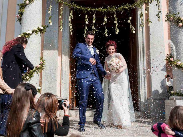 Il matrimonio di Mirko e Anna a Meda, Monza e Brianza 56