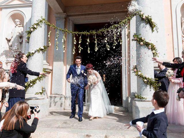 Il matrimonio di Mirko e Anna a Meda, Monza e Brianza 57