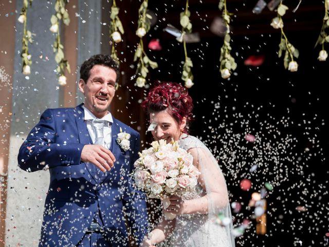 Il matrimonio di Mirko e Anna a Meda, Monza e Brianza 58
