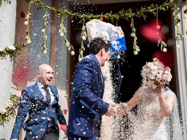 Il matrimonio di Mirko e Anna a Meda, Monza e Brianza 59