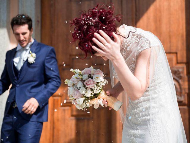 Il matrimonio di Mirko e Anna a Meda, Monza e Brianza 60