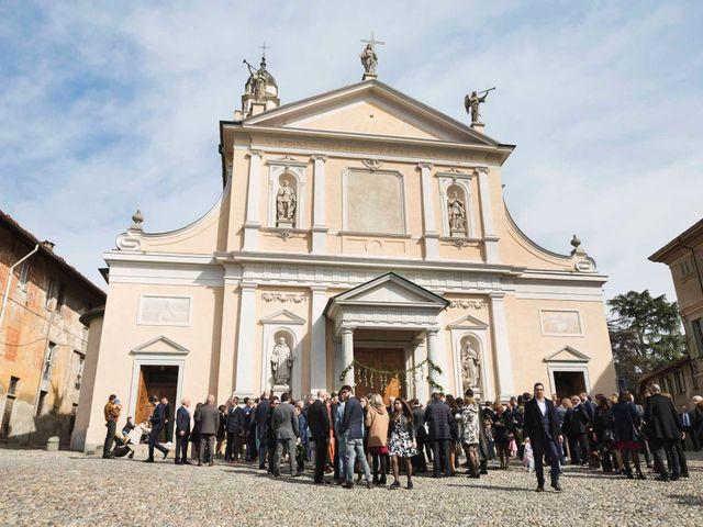 Il matrimonio di Mirko e Anna a Meda, Monza e Brianza 61