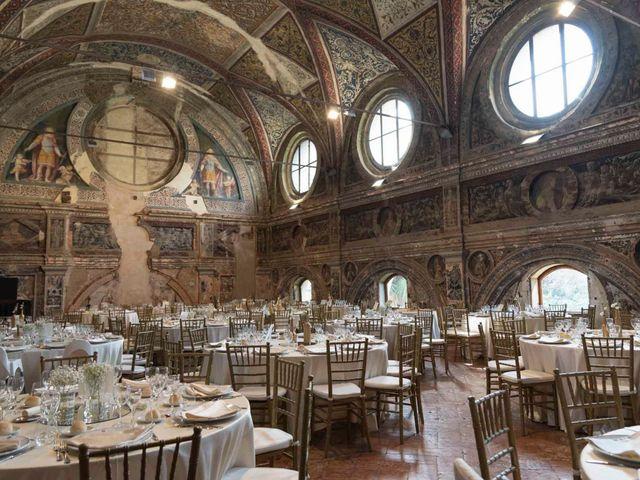 Il matrimonio di Mirko e Anna a Meda, Monza e Brianza 63