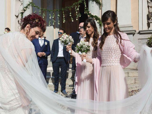 Il matrimonio di Mirko e Anna a Meda, Monza e Brianza 65
