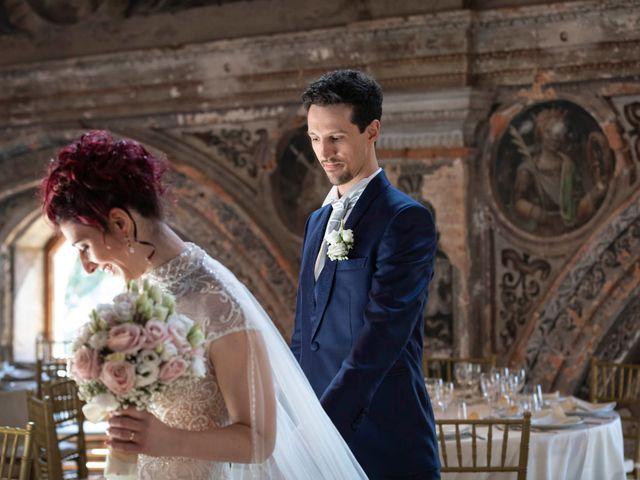 Il matrimonio di Mirko e Anna a Meda, Monza e Brianza 73
