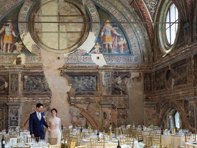 Il matrimonio di Mirko e Anna a Meda, Monza e Brianza 74