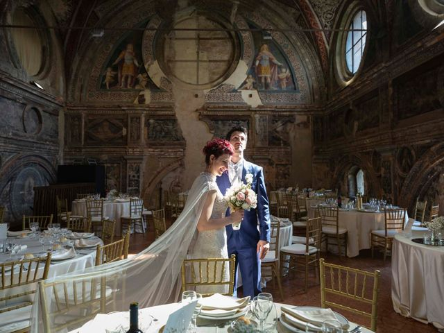Il matrimonio di Mirko e Anna a Meda, Monza e Brianza 77