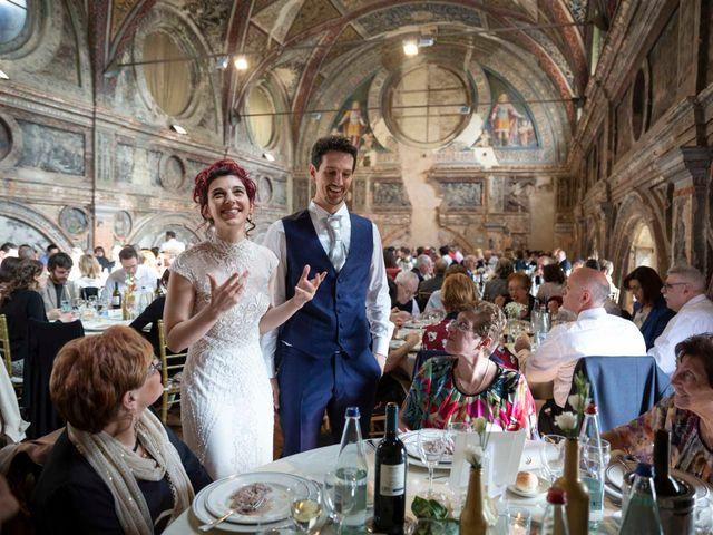 Il matrimonio di Mirko e Anna a Meda, Monza e Brianza 94