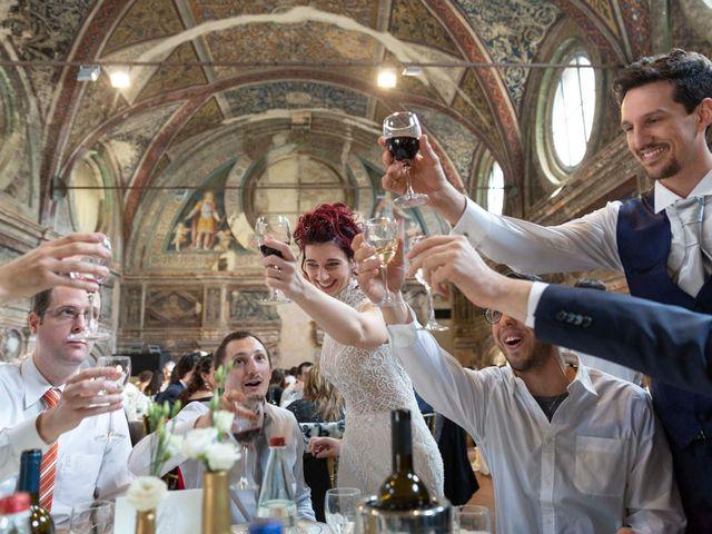 Il matrimonio di Mirko e Anna a Meda, Monza e Brianza 96